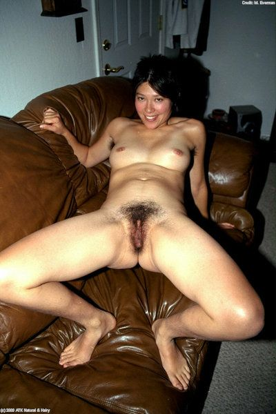 Asian wannabe Amanda takes her black dress and panties off and spreads cave