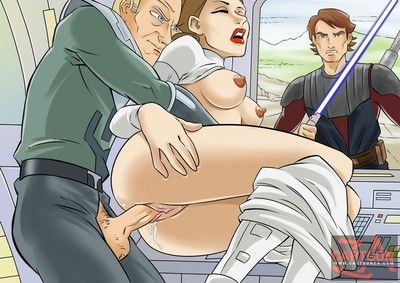 Starwars knows how to fuck