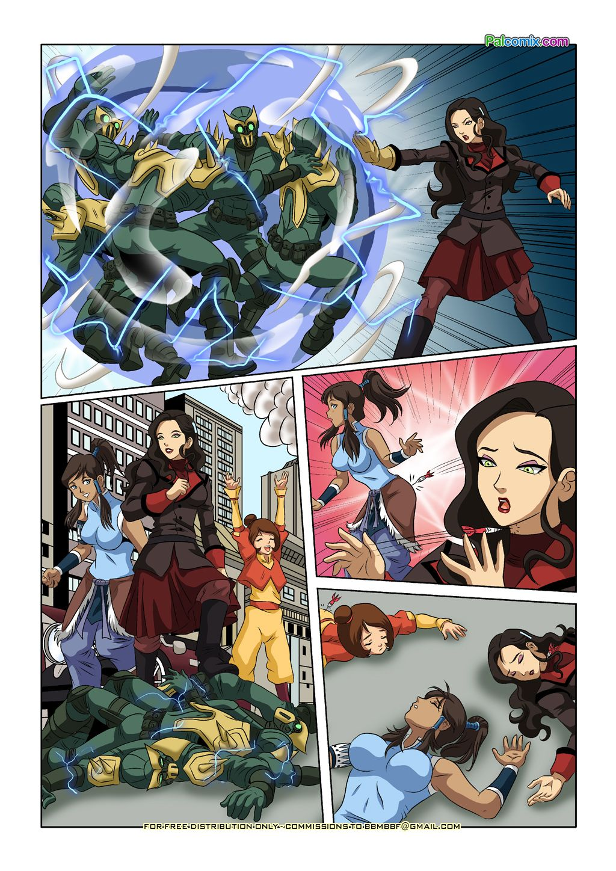 Girls Night Out :: Avatar Sex Comics