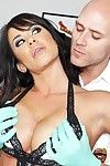 Gigantic titted brunette Savannah Stern attains really bonked by boarder guard officer