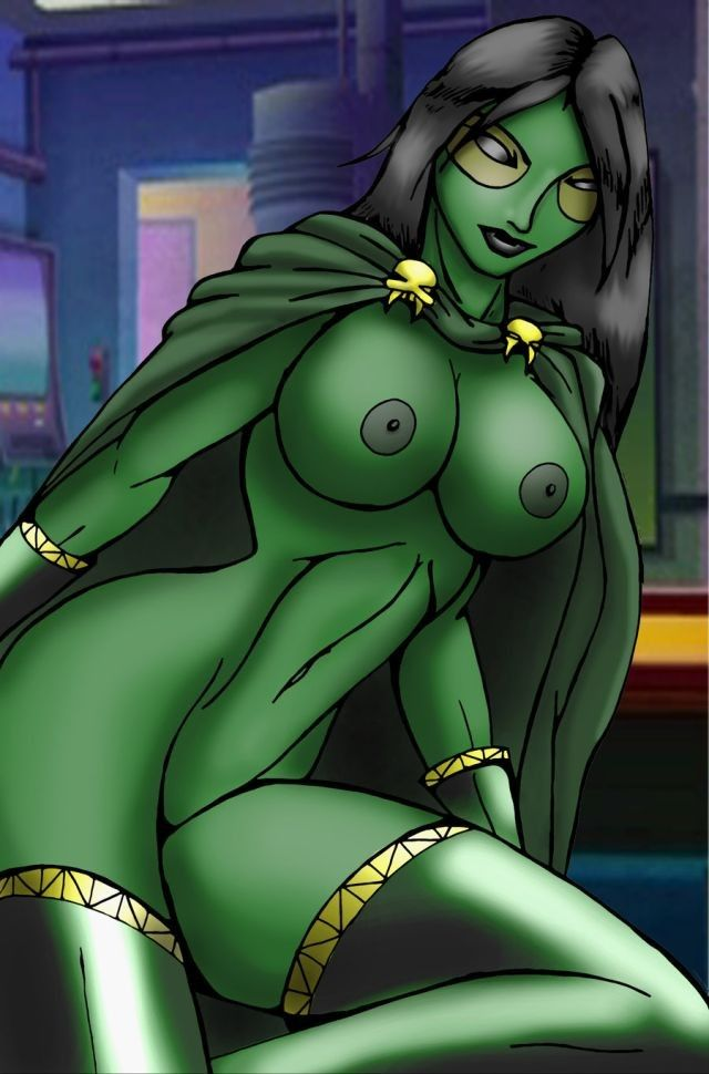 Gamora sex