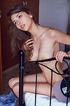 Ukrainian teen with perfect bumpers Mila Azul pleases she is previous to going out