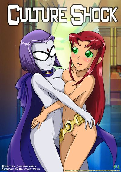 Teen Titans - Culture Shock